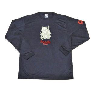 長袖Tシャツ 93-617|pandahouse