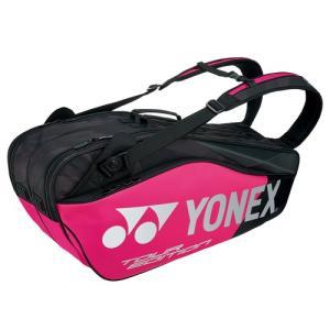 ヨネックス ラケットバック6<テニス6本用> BAG1802R 20%OFF|pandahouse|02