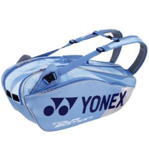 ヨネックス ラケットバック6<テニス6本用> BAG1802R 20%OFF|pandahouse|04