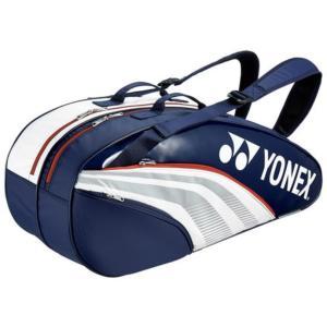 ヨネックス ラケットバック6(リュック付)<テニス6本用> BAG1932R 20%OFF|pandahouse