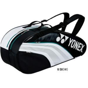 ヨネックス ラケットバック6(リュック付)<テニス6本用> BAG1932R 20%OFF|pandahouse|08