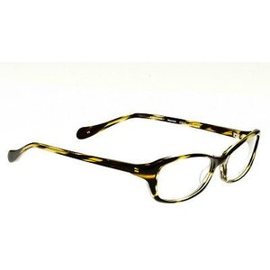 メガネ 眼鏡 めがね フレーム オリバーピープルズ OLIVER PEOPLES MARCELA Eyeglass Frame Coco Brown Stripe Tortoise Womens 51mm|pandastore