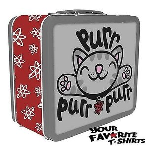 テレビ番組商品 ビッグバンセオリー The Big Bang Theory Soft Kitty Purr Purr Lunch Box Officially Licensed|pandastore