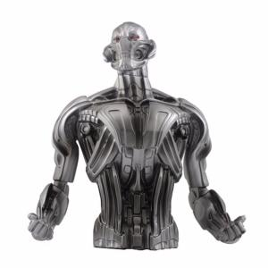 コミックブックヒーローズ マーベルコミック Avengers 2 Ultron Marvel Comics Licensed Bust Piggy Bank Room Decor|pandastore
