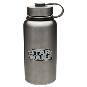 マグ コースター 海外セレクション Star Wars Stainless Steel Water Bottle Darth Vader|pandastore