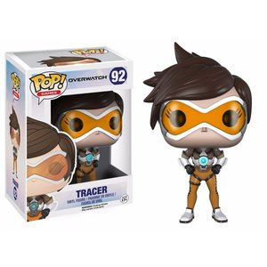 フィギュア ファンコ Funko Pop! Games Overwatch Tracer Vinyl Action Figure|pandastore