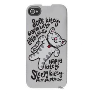 ビッグバンセオリー ケース カバー スキン スマホ 携帯 Big Bang Theory Soft Kitty Song Sheldon Cooper ライセンス iPhone 5 Hardshell ケース|pandastore