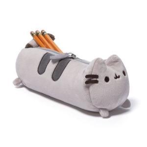 トイ ホビー ぬいぐるみ プシーンザキャット Pusheen the Cat Pencil Bag Accesory Case Licensed Cute Plush|pandastore