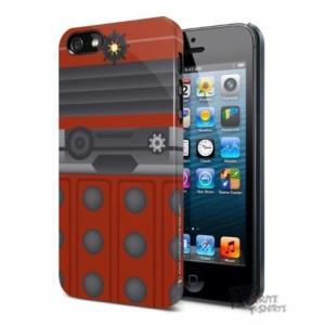 ケース カバー スキン 海外バイヤーセレクト Doctor Who Dalek BBC Iphone 5/5S Case|pandastore