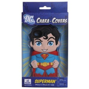 ケース カバー スキン 海外バイヤーセレクト Superman DC Comics Chara Covers Iphone 4/4S Cell Phone Hardshell Case|pandastore