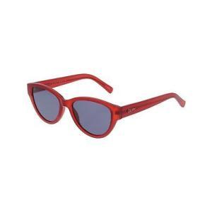 ケース カバー スキン 海外セレクション Quay Women's Anti-reflective Rizzo QW-000332-RED/SMK Red Wayfarer Sunglasses|pandastore