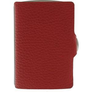 ケース カバー スキン 海外セレクション I-Clip Men's Calf Leather Credit Card Holder|pandastore