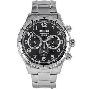 腕時計 セイコー Seiko SRW037P1 クロノグラフ カジュアル メンズ 腕時計|pandastore