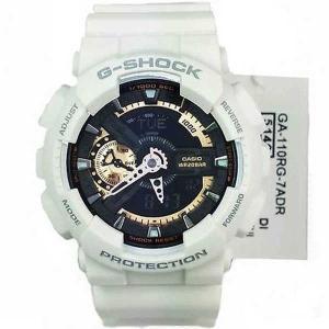 腕時計 カシオ Casio G-Shock アナログ デジタル 腕時計 GA-110RG-7A GA-110RG-7ADR|pandastore