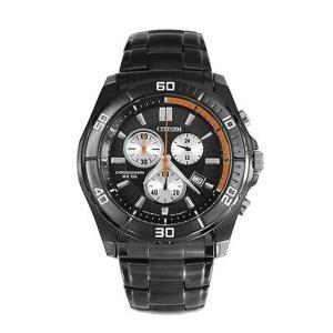 腕時計 シチズン Citizen AN7109-55E AN7109-55 クォーツ スポーツ クロノグラフ メンズ 腕時計|pandastore