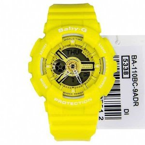 腕時計 カシオ Casio ベビー-G Anlaog デジタル スポーツ BA-110BC-9ADR BA-110BC-9A 腕時計|pandastore