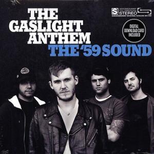 アメリカ人気キャラクター レコード 海外セレクション Gaslight Anthem - 59 Sound LP Vinyl GTF NEW|pandastore