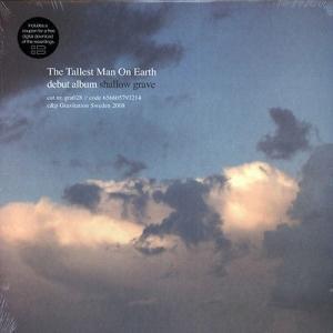 アメリカ人気キャラクター レコード 海外セレクション Tallest Man On Earth - Shallow Grave LP Vinyl DL NEW|pandastore