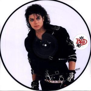 アメリカ人気キャラクター レコード 海外セレクション Michael Jackson Bad 25th Anniversary LP Pic Vinyl NEW|pandastore