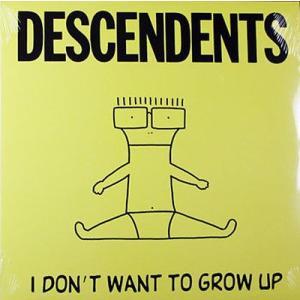 アメリカ人気キャラクター レコード 海外セレクション Descendents - I Don't Want To Grow Up LP Vinyl NEW|pandastore