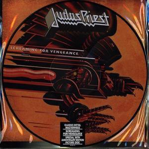 アメリカ人気キャラクター レコード 海外セレクション Judas Priest Screaming For Vengeance LP Pic Vinyl NEW 30th Anniversary|pandastore