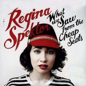 アメリカ人気キャラクター レコード 海外セレクション Regina Spektor What We Saw From Cheap Seats LP Vinyl NEW|pandastore