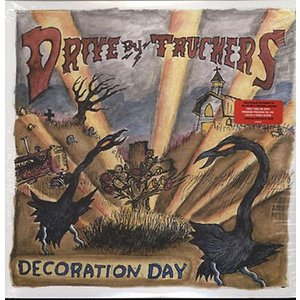 アメリカ人気キャラクター レコード 海外セレクション Drive-by Truckers - Decoration Day 2x LP 180g Vinyl NEW|pandastore