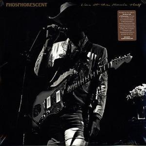 アメリカ人気キャラクター レコード 海外セレクション Phosphorescent Live At Music Hall 3x LP Vinyl DL NEW pandastore
