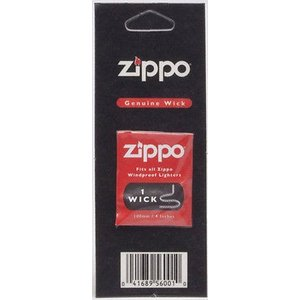 ライター ジッポー Zippo 2425 1x wick for Zippo lighter (any oil lighter)|pandastore