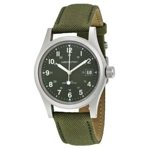 腕時計 ハミルトン Hamilton カーキ Field メンズ 腕時計 H69419363
