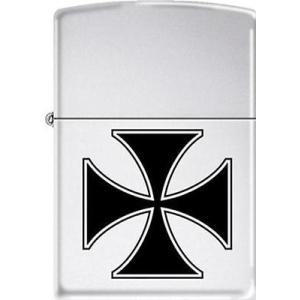 ライター ジッポー Iron Cross ZCB62204 Zippo Lighter|pandastore