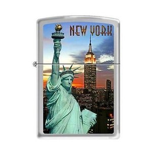 ライター ジッポー Zippo 0721 statue of liberty ny city Lighter|pandastore