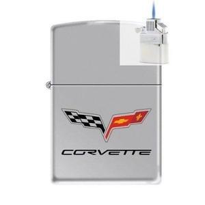 ライター ジッポー Zippo 2028 Chevy Corvette Lighter  Z-PLU...