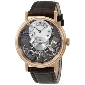 腕時計 ブレゲ Breguet Tradition オートマチック メンズ 腕時計 7097BR/G...