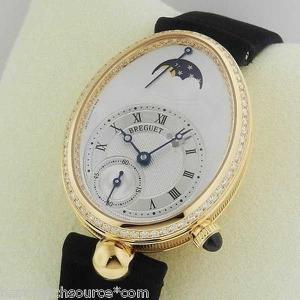 腕時計 ブレゲ BREGUET Reine de Naples Power Reserve イエロー ゴールド 8908ba/52/864.d00d Ret: $34000