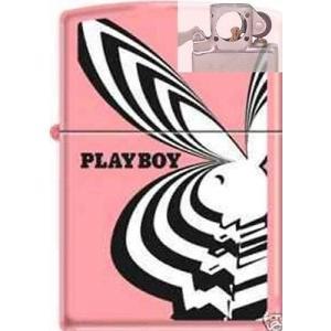 ライター ジッポー Zippo 8183 playboy bunny pink Lighter wi...