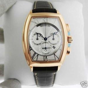 腕時計 ブレゲ BREGUET Heritage クロノグラフ 5400BR/12/9V6 18K ローズ ゴールド Tonneau NEW Ret: $43000