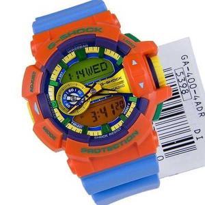 腕時計 カシオ Casio GA-400-4ADR GA-400-4A Gショック アナログ スポーツ 腕時計|pandastore