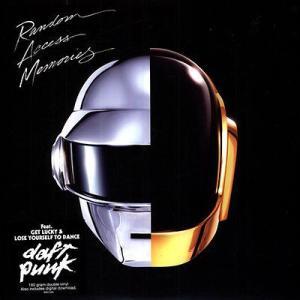 アメリカ人気キャラクター レコード 海外セレクション Daft Punk Random Access Memories 2x LP 180g Vinyl DL NEW|pandastore