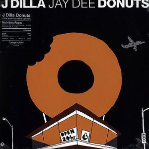 アメリカ人気キャラクター レコード 海外セレクション J Dilla Jay Dee Donuts 10th Anniversary LP Vinyl RI NEW pandastore