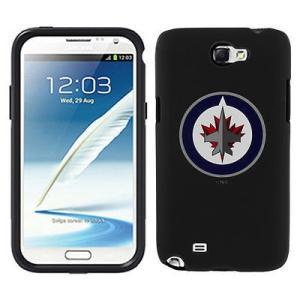 ケース スマホ 携帯 カバー カヴァルー Winnipeg Jets Samsung Galaxy ...