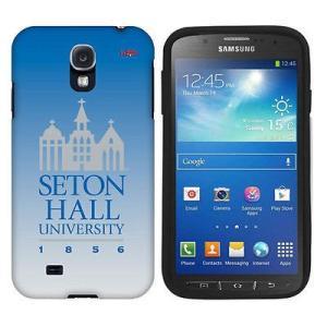 ケース カバー スキンSeton Hall Pirates Samsung Galaxy S4 Te...