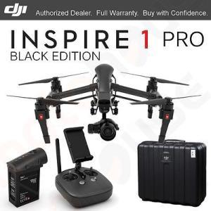 カメラ&写真カメラドローン ディージェイアイ DJI INSPIRE 1 PRO プロフェッショナル 4K カメラ & Zenmuse X5 *** ブラック エディション