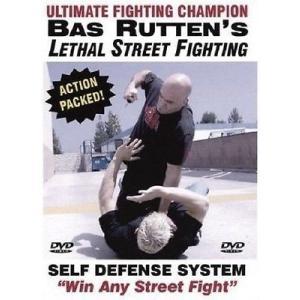 海外セレクション DVD ブルーレイディスクBas Rutten's Lethal Street fighting DVD Sealed Orignal|pandastore