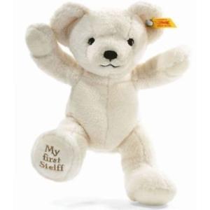 シュタイフ  Steiff My First Steiff Teddy Bear authentic new MIB - 664021|pandastore