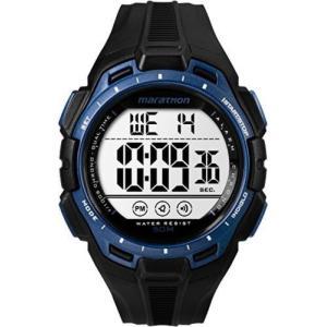 タイメックス GPS ランニングウォッチ Timex TW5K94700M6 メンズ Marathon デジタル ディスプレイ クォーツ ブラック 腕時計 _no_color_|pandastore