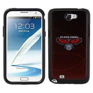 ケース スマホ 携帯 カバー カヴァルー Atlanta Hawks Samsung Galaxy ...