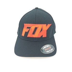 low cost 6ff35 7a02d フォックスレーシング帽子 ハット キャップNew Fox Racing Swingarm Flexfit Hat Cap ブラック MX ATV  MTB BMX Off Road
