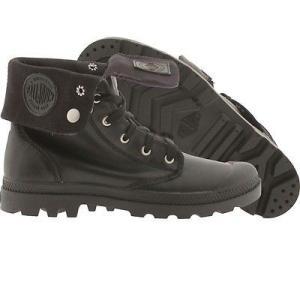 アスレチック パラディウム ブーツ 125 Palladium ブーツ レディース バギー レザー ...