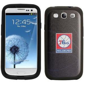 ケース スマホ 携帯 カバー カヴァルー Philadelphia 76ers Samsung Ga...